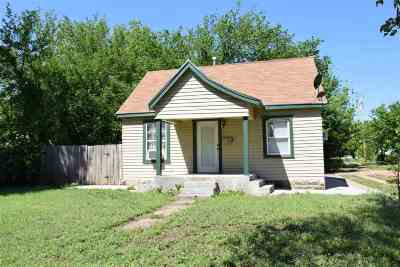 Single Family Home For Sale: 314 S 16th