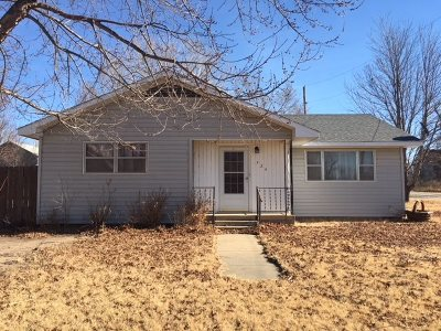 Single Family Home For Sale: 424 S Hill
