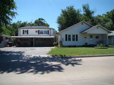 Single Family Home For Sale: 1906 N Washington