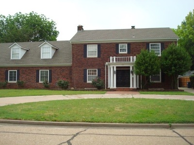Single Family Home For Sale: 1201 W Wabash