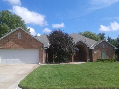 Single Family Home For Sale: 3632 Edgewater