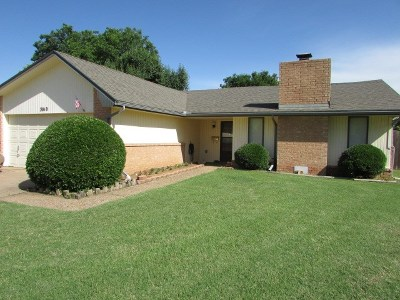 Single Family Home For Sale: 3010 Indian Dr