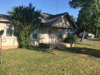 Single Family Home For Sale: 1204 S Fern