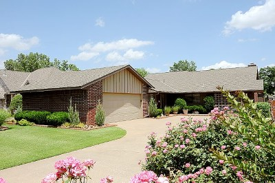 Single Family Home For Sale: 3813 Willow Lake Ln