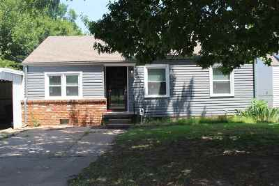 Single Family Home For Sale: 1309 N Adams
