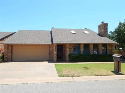 Single Family Home For Sale: 2601 Rosewood