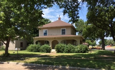 Single Family Home For Sale: 1603 Seventh