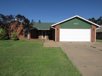 Single Family Home For Sale: 2010 Appomattox