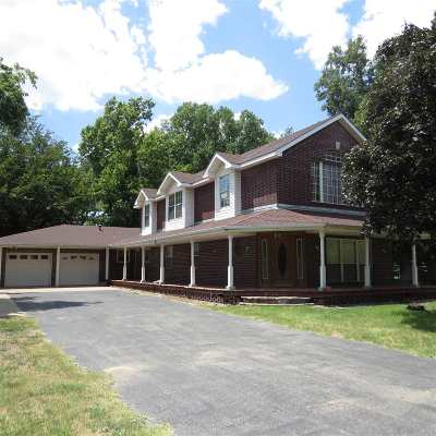 Single Family Home For Sale: 3702 N Lincoln
