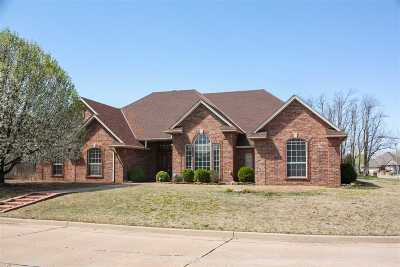 Single Family Home For Sale: 3020 Barnswallow
