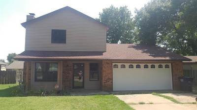 Single Family Home For Sale: 4529 Alamo