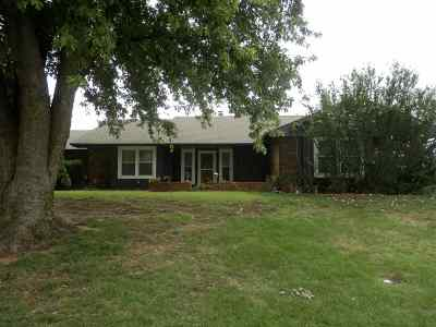Single Family Home For Sale: 1402 Briar Creek