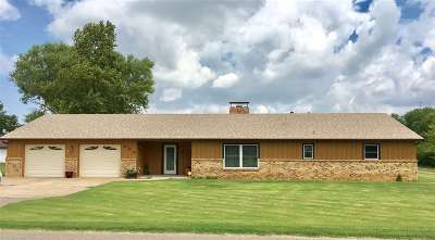 Single Family Home For Sale: 502 E Hanks Trail