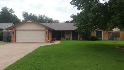 Enid OK Single Family Home Sold: $182,000