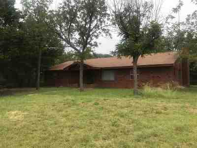 Single Family Home For Sale: 17494 State Hwy 50