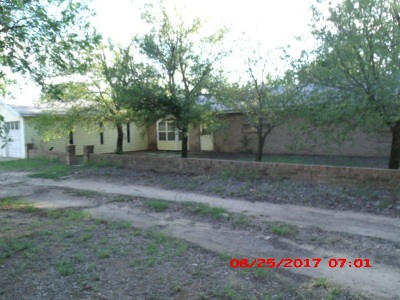 Single Family Home For Sale: 21485 Hwy 34