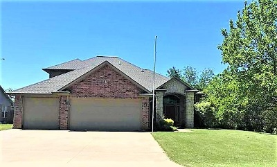 Single Family Home For Sale: 4614 Chisholm Creek