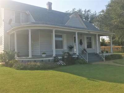 Single Family Home For Sale: 306 S 2nd