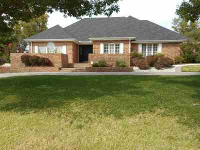 Single Family Home For Sale: 2819 Oak Hollow Rd