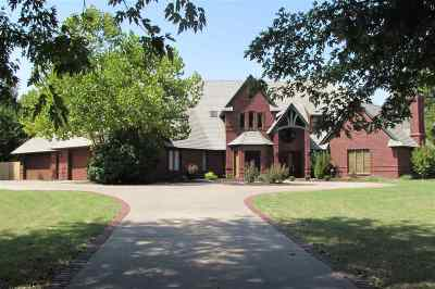 Enid Single Family Home For Sale: 618 N Eisenhower