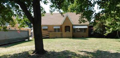 Single Family Home For Sale: 510 S Garfield St