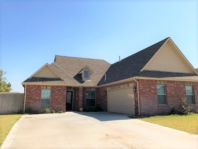 Single Family Home For Sale: 1724 Robin Dr