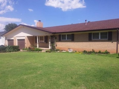 Single Family Home For Sale: 3625 Cheyenne Dr