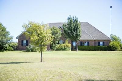 Single Family Home For Sale: 9217 N Van Buren St