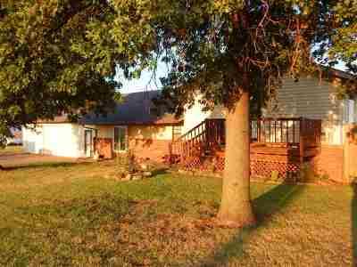 Single Family Home For Sale: 14509 N Oakwood