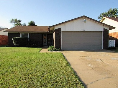 Single Family Home For Sale: 4305 Rampart St