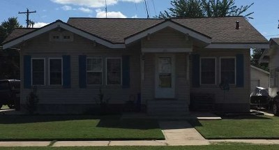 Single Family Home For Sale: 801 W York