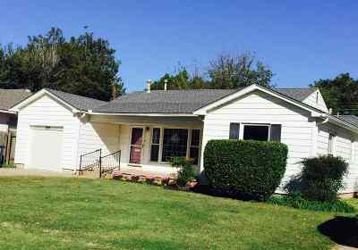 Single Family Home For Sale: 1006 Sunset