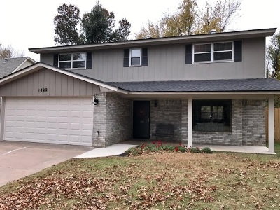 Single Family Home For Sale: 1822 Old Post Rd