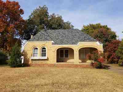 Enid OK Single Family Home Sold: $85,000