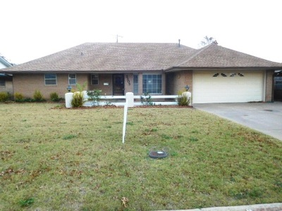 Single Family Home For Sale: 3305 Mayberry