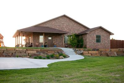 Single Family Home For Sale: 3905 Richmond Rd