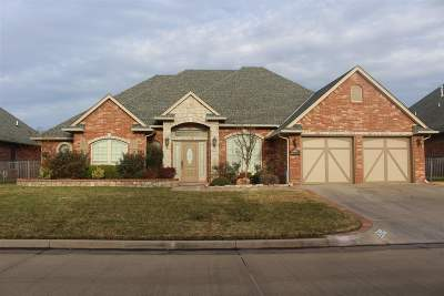 Single Family Home For Sale: 2514 Waterford Court