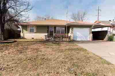Single Family Home For Sale: 1214 N 16th