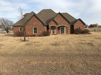 Single Family Home For Sale: 11010 Buggy Whip
