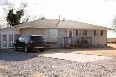 Single Family Home For Sale: 521 W Osage