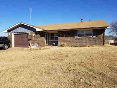 Enid OK Single Family Home Sold: $57,000