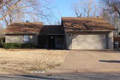 Single Family Home For Sale: 1776 Denim Lane