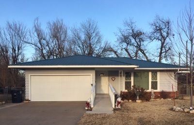Single Family Home For Sale: 1505 Pawnee St