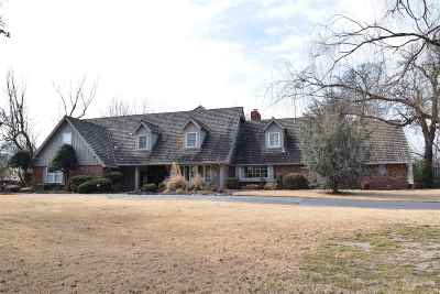 Enid Single Family Home For Sale: #6 Rolling Oaks