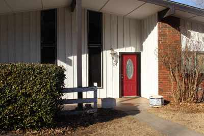 Single Family Home For Sale: #14 Woodlands