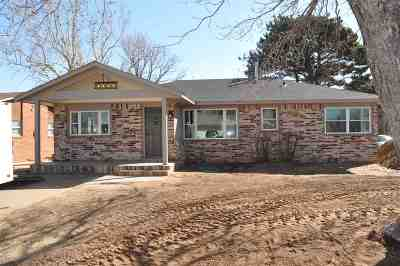 Single Family Home For Sale: 1924 19th Street