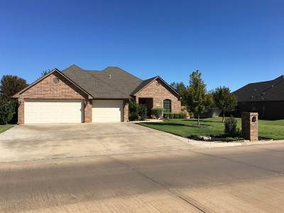 Single Family Home For Sale: 2217 Mt Vernon