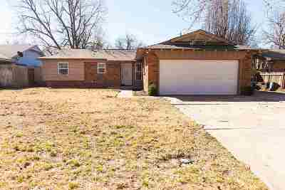 Single Family Home For Sale: 1509 Ponca
