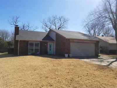 Enid OK Single Family Home Sold: $137,500