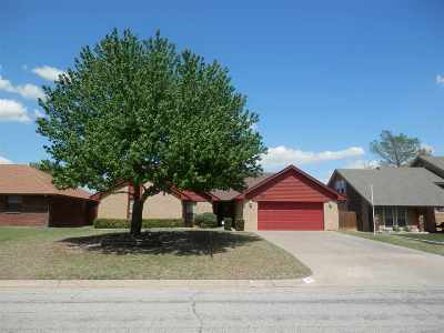 Single Family Home For Sale: 4014 Shiloh